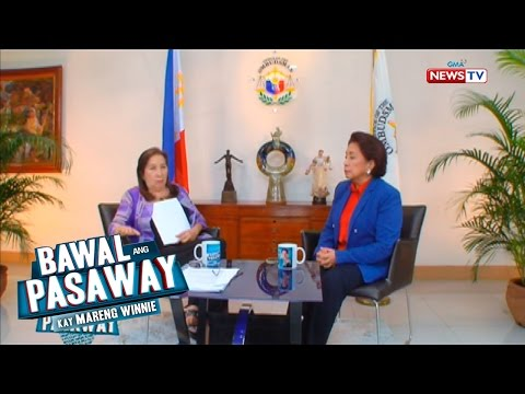 Bawal ang Pasaway: Ombudsman Conchita Carpio Morales' greatest achievement and failure