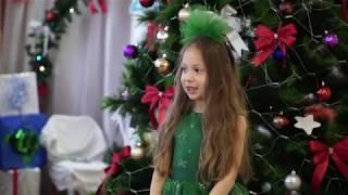 Новогодний утренник 2020 детский сад Ивушка г.Крымск