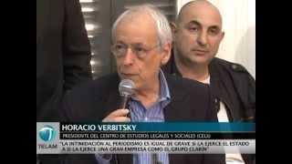 Clarín denuncia penalmente a periodistas