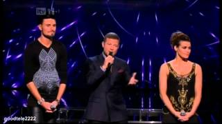 X Factor Carolynn & Rylan Deadlock Results Show Fix! The Proof