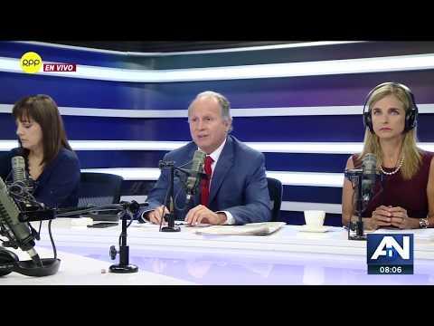 Richard Arce: 'Hacer esta interpelación es bastante sospechoso'. ADN  21/03/2019