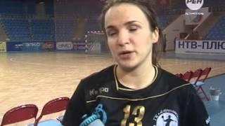«Астраханочка» проводит последние игры чемпионата России в женской суперлиге16+