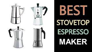 Best Stovetop Espresso Maker 2019