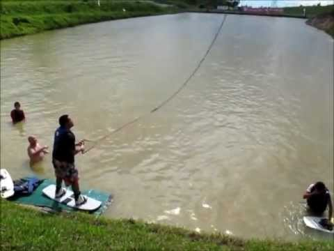 Wakeboard Faceplant