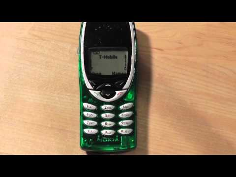 Nokia 8290 (8210) Unlocked Retro Review: