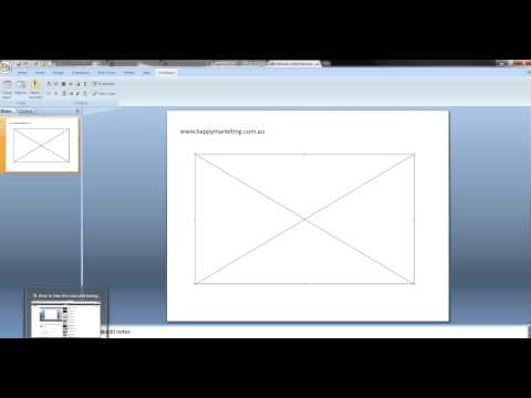 Embedding YouTube videos into PowerPoint using Developer tab