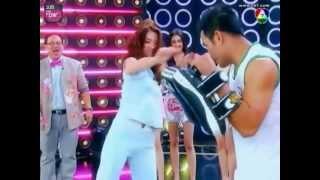 Video [ENG SUB] Baifern Pimchanok's Thai Boxing skills Cut (March 22, 2013) download MP3, 3GP, MP4, WEBM, AVI, FLV September 2018