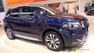 2018 Suzuki SX4 S-Cross - Exterior and Interior Walkaround - 2017 Frankfurt Auto Show