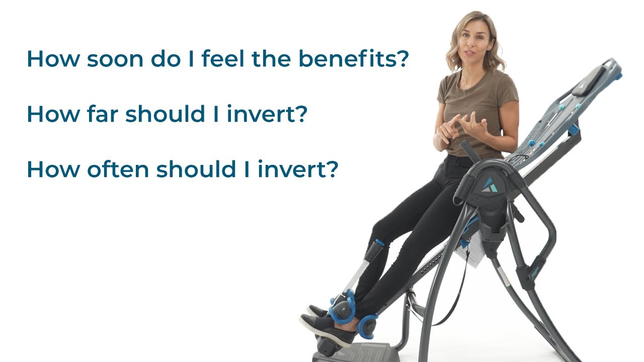 Invert How Long And How Often Faqs Teeter Com Sears has inversion tables for relieving muscle and joint tension. invert how long and how often faqs