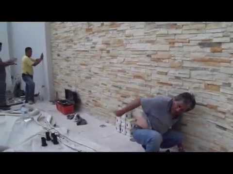 Como decorar el exterior de tu casa con fachaleta youtube for Ideas para remodelar tu casa