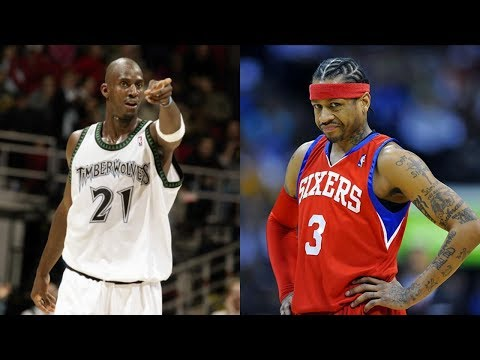 10 NBA Stars Who Had the WORST Supporting Cast