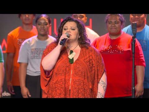 KEALA SETTLE & THE AUT OCEANIAN SINGERS   'This Is Me'