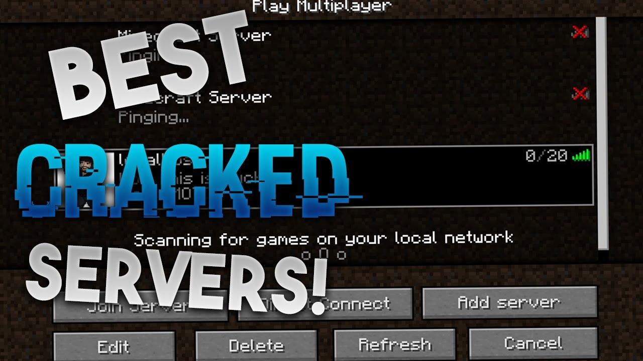 Top 3 Best Cracked Servers Minecraft - Youtube-4037