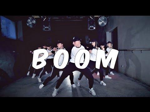 BOOM - Tiesto ft Gucci Mane   Choreography Vaidas Kunickis