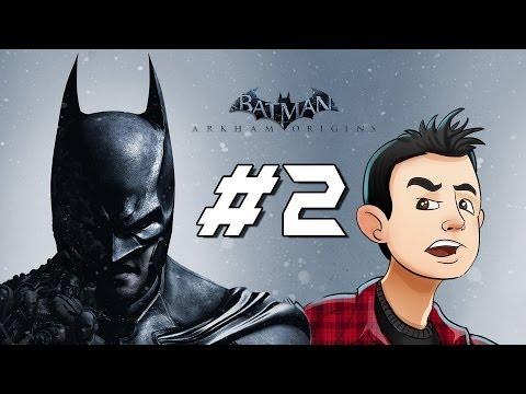 "Moldoveanu Joaca: Batman:Arkham Origins (PC) #2 ""CSI:Gotham City"""