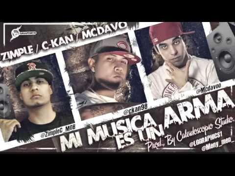 MC DAVO, C-KAN & ZIMPLE