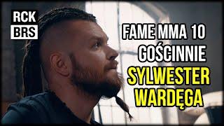 Wardęga zdradził z kim będzie walczył na Fame MMA 11