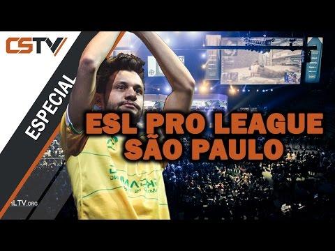CSTV ESPECIAL - ESL PRO LEAGUE SÃO PAULO