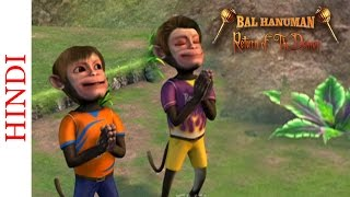 Bal Hanuman - Return of the Demon - Monkey The Rockstar - Animated Comedy Scene