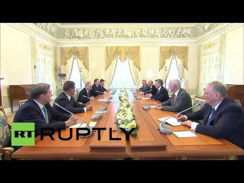 Russia: Gazprom and Shell agree on Baltic LNG project