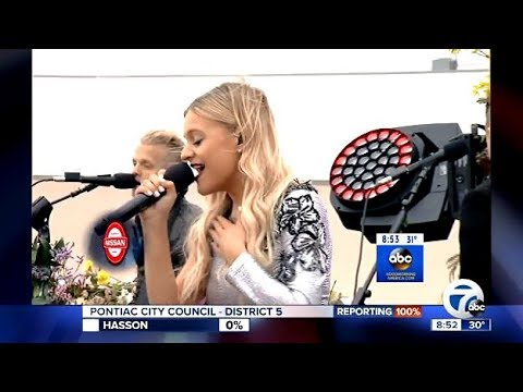 Kelsea Ballerini - Unapologetically - GMA Live