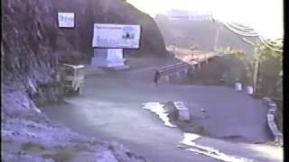 Mussoorie to Dehra Dun in 1990