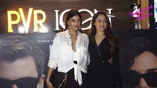 Gurmeet Chaudhary, Pooja Chopra, Daisy Shah, Kirti Kharbanda & Others At The Screening Of  Hollywood