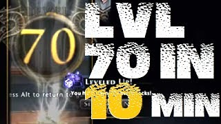 Neverwinter LVL 70 IN 10 Minutes