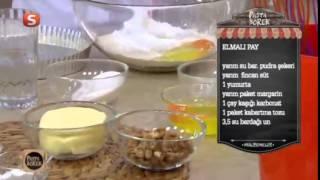 Gülenay ile Pasta Börek   Elmalı Pay Tarifi