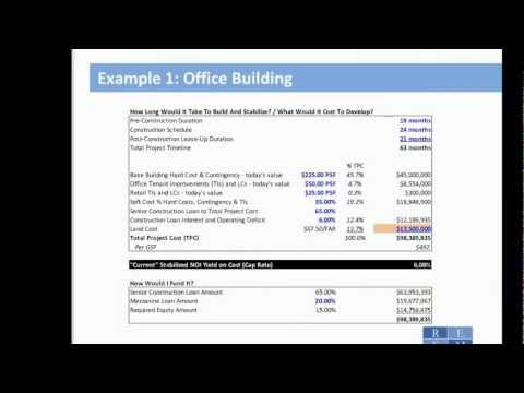 Webinar Replay - How Real Estate Developers Price The Dirt