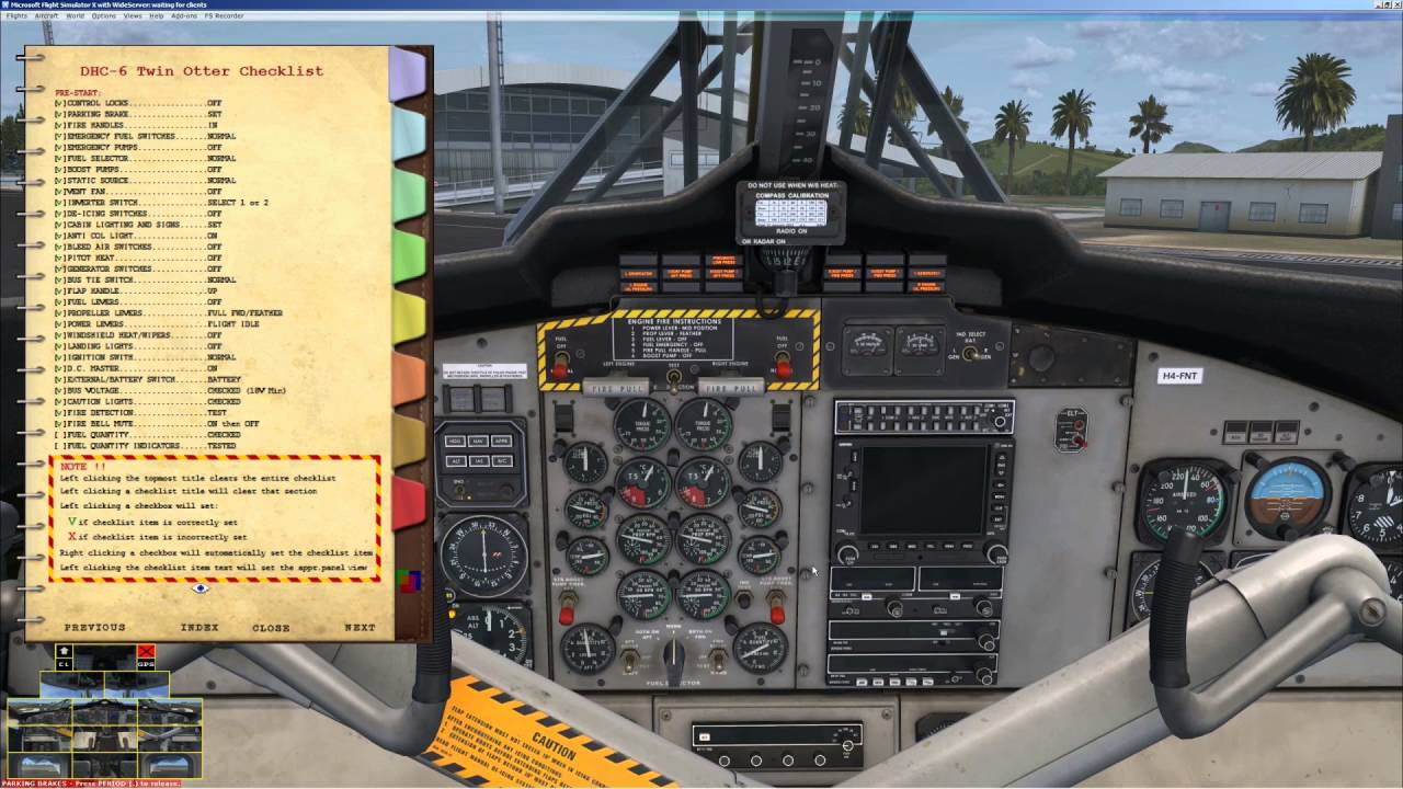 fsx aerosoft dhc 6 twin otter manual tutorial including rh youtube com DHC-6 Twin Otter Restroom De Havilland DHC-6 Twin Otter