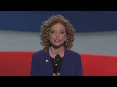 Wasserman Schultz Gets Obama Endorsement As She Faces Democratic Primary Challenge