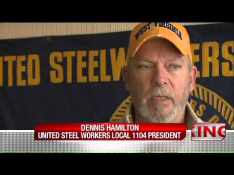 Republic Steel layoffs in Lorain