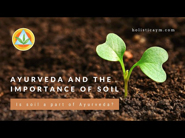 Ayurveda and the Importance of Soil | Dr N.G. Kostopoulos