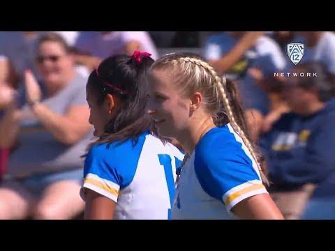 Recap: UCLA W Soccer Defeats OSU on Senior Day