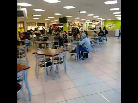 Grabbing Lunch at UCT Upper Campus Cafeteria
