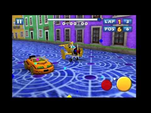Sonic & SEGA All-Stars Racing - iPhone - US - HD Gameplay Trailer