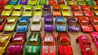 USA КИНО 1104. Странная Америка. Дядя с коллекцией игрушечных машинок Hot Wheels