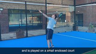 This summer saw the opening of our new Padel Tennis court at The Triangle leisure centre in Burge...