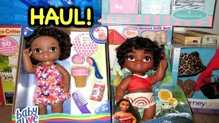 BABY ALIVE Haul At TOYS R US!