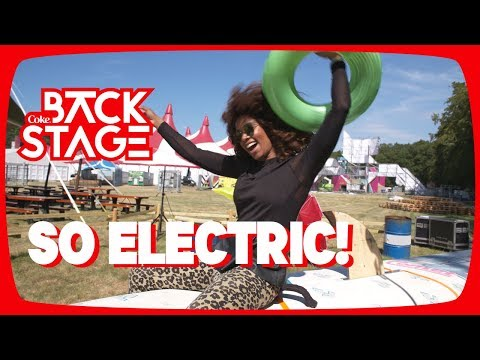 WE ARE ELECTRIC OPBOUWEN IS ZO GEPIEPT! - Backstage #10