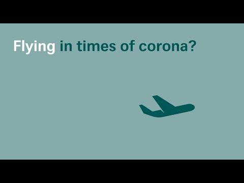 Flying in times of corona? | SWISS