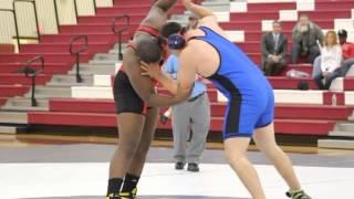 Dante Salkey (Nassau) vs. Mike Hughes (Suffolk) Suffolk/Nassau All-Star Freestyle Dual