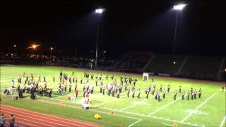 ojr marching band 2015
