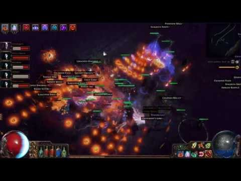 Onslaught Witch Summoner spectre choices