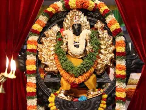Sri Sudarshanashtakam chanting by Sri Andavan Swamigal