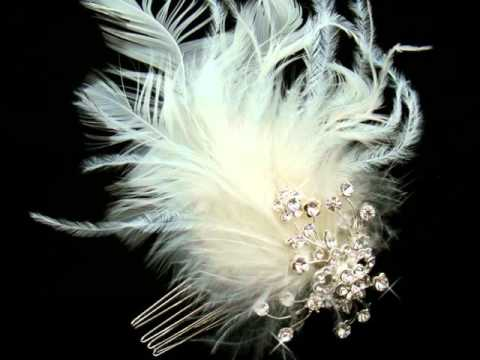 Wedding Hair Accessories Amp Feathers For Your Hair From