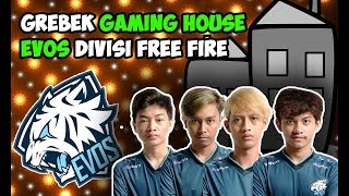 GREBEK GAMING HOUSE #1: EVOS DIVISI FREE FIRE