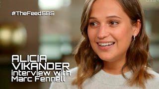 Alicia Vikander: the new Lara Croft  - The Feed