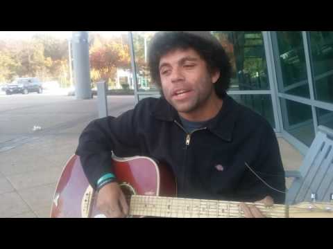 Kaiser Solzie rendition of Woodie Guthrie - Old Man Trump/I Ain't Got No Home Anymore